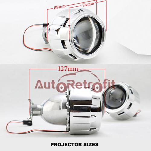h4 bulb connector wiring 2 5 mini h1 hid bi xenon projectors mini gatling gun #14