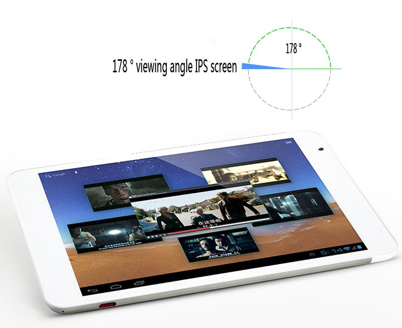 "Ramos X10PRO MTK8389 Android 4 2 Quad Core 7 85"" Tablet PC 3G GPS 1GB RAM 16GB"