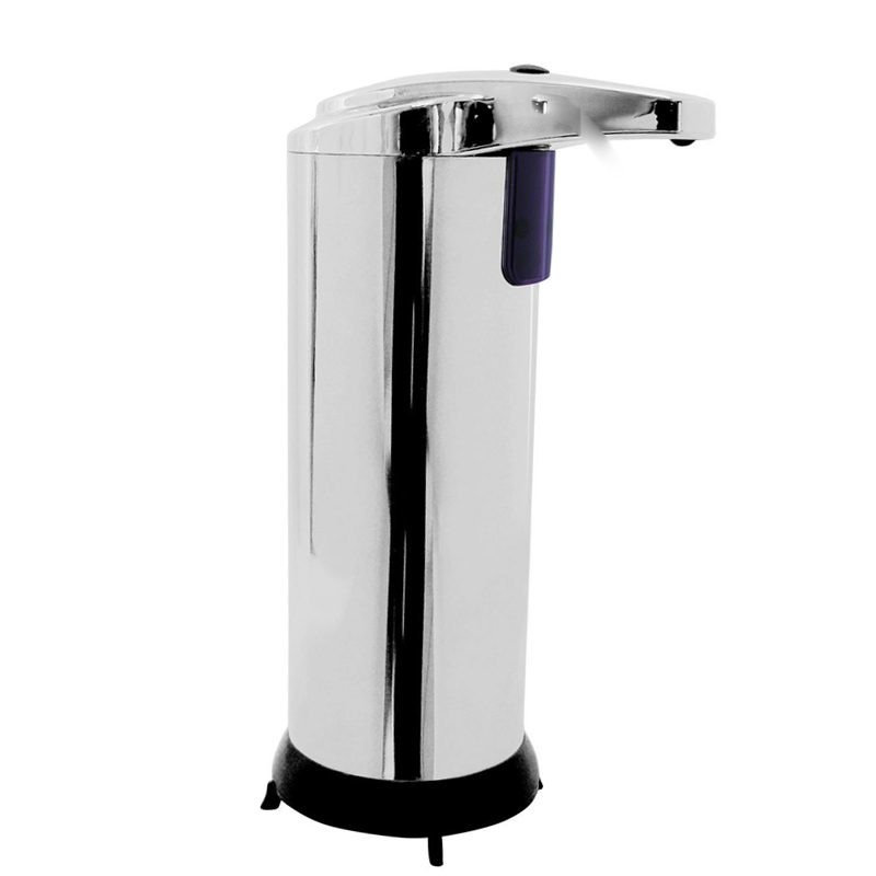Stainless Steel Automatic Touchless Soap Dispenser For Bathroom Kitchen No Touch Ebay