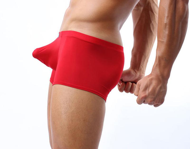 Big dick in picture underwear