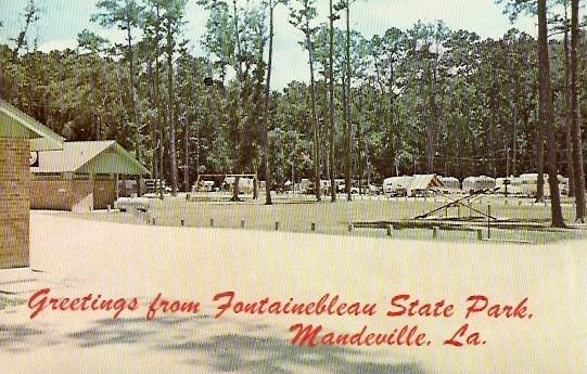 Louisiana ~ Fontainebleau State Park MANDERVILLE