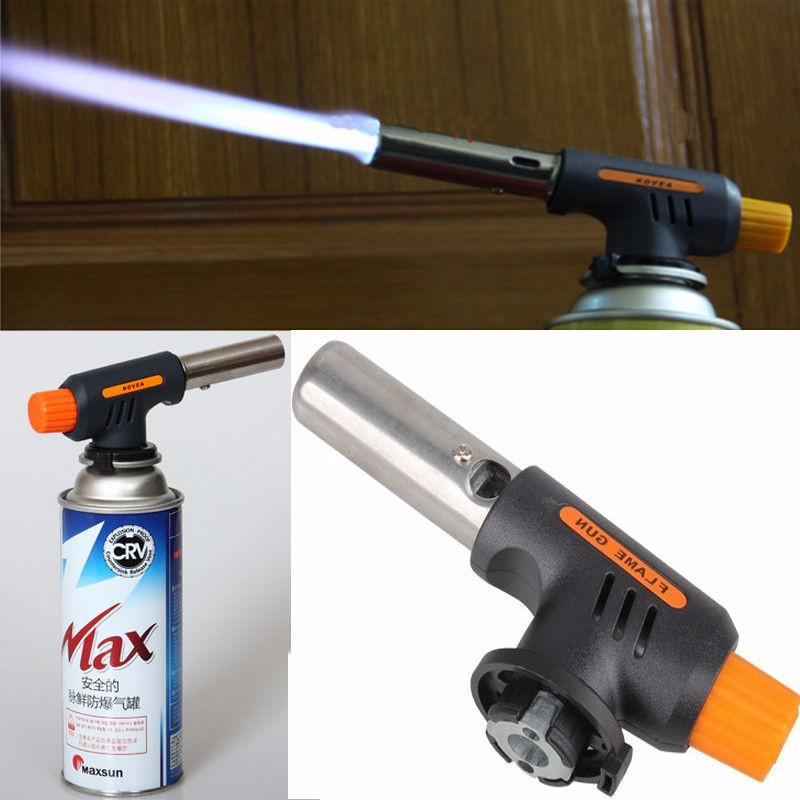 how to make a lighter gun