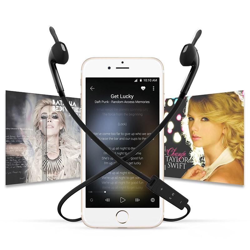 Bluetooth caldo stereo cuffia auricolare cuffie senza fili per iphone samsung lg ebay - Cuffie traduzione ...