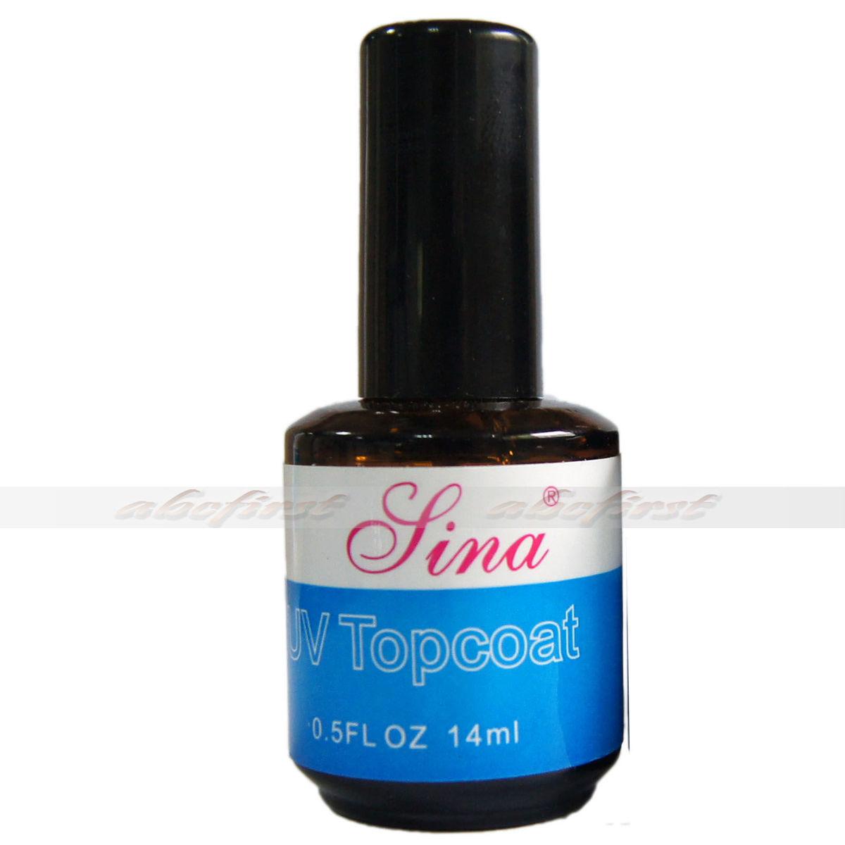 Nail Art UV Gel TopCoat UV Base Coat Gel Primer Nail Gel