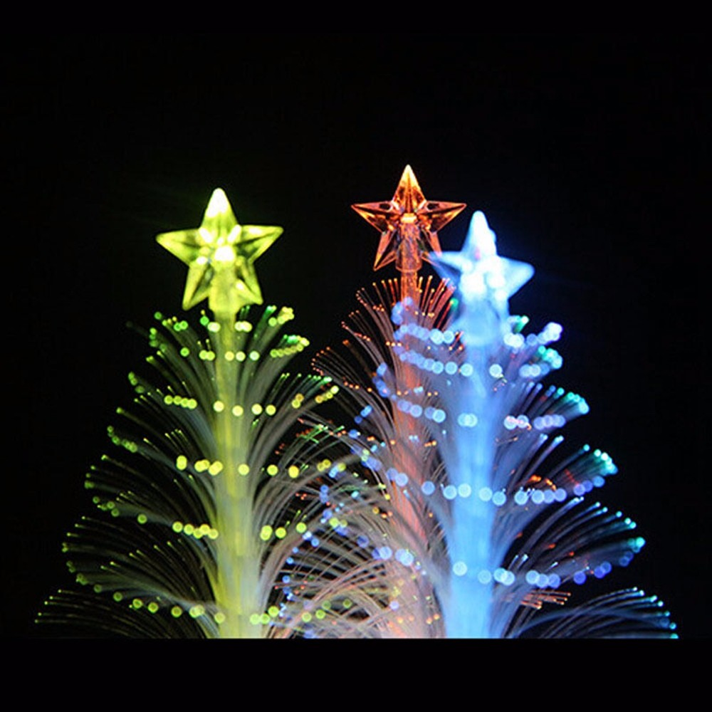 Mini christmas tree led home lamp gift optic children - Petit sapin de noel lumineux ...