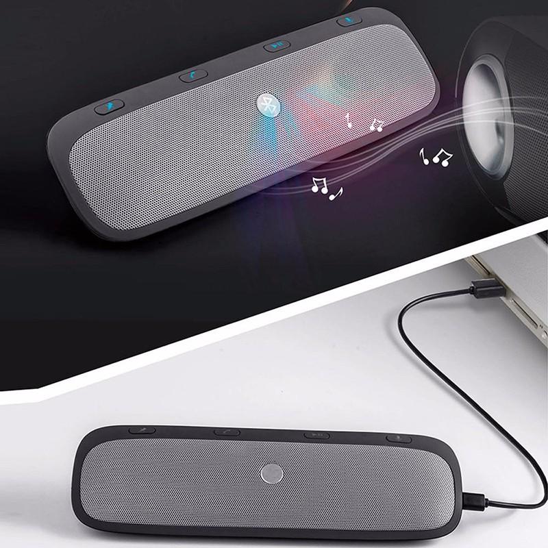 haut parleur kit chaud voiture haut parleur bluetooth. Black Bedroom Furniture Sets. Home Design Ideas