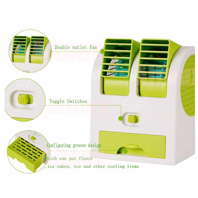 mini condizionatore d 39 aria ventilatore usb portatile