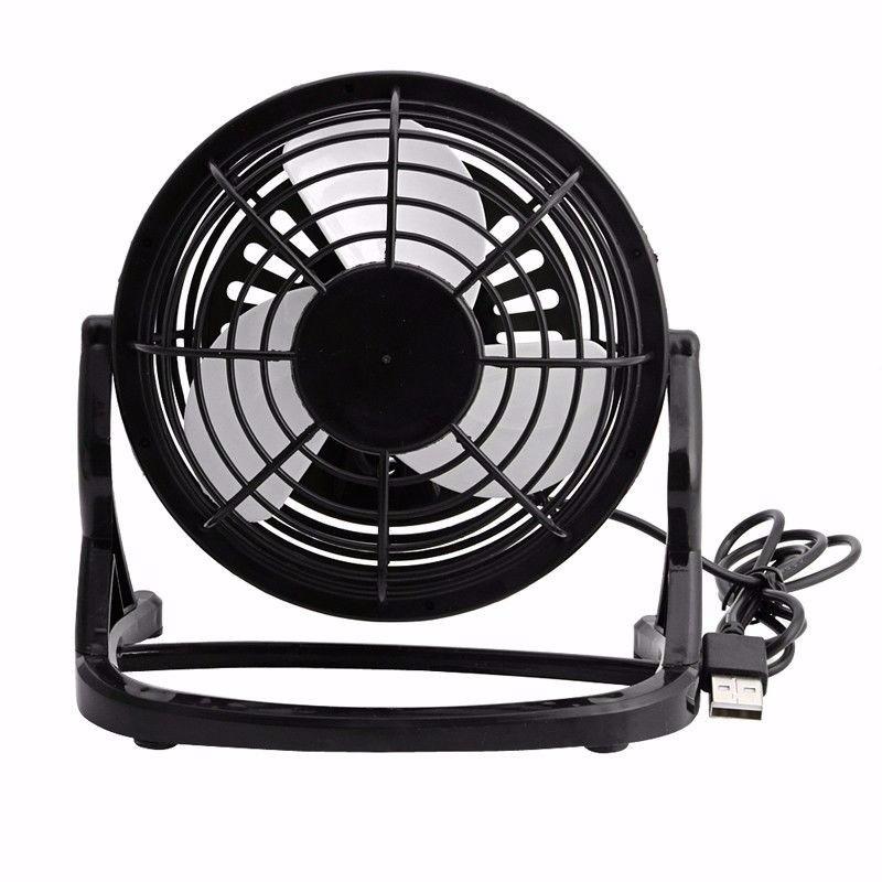 Small Travel Fan : Mini super mute usb fan small sale cooler cooling notebook