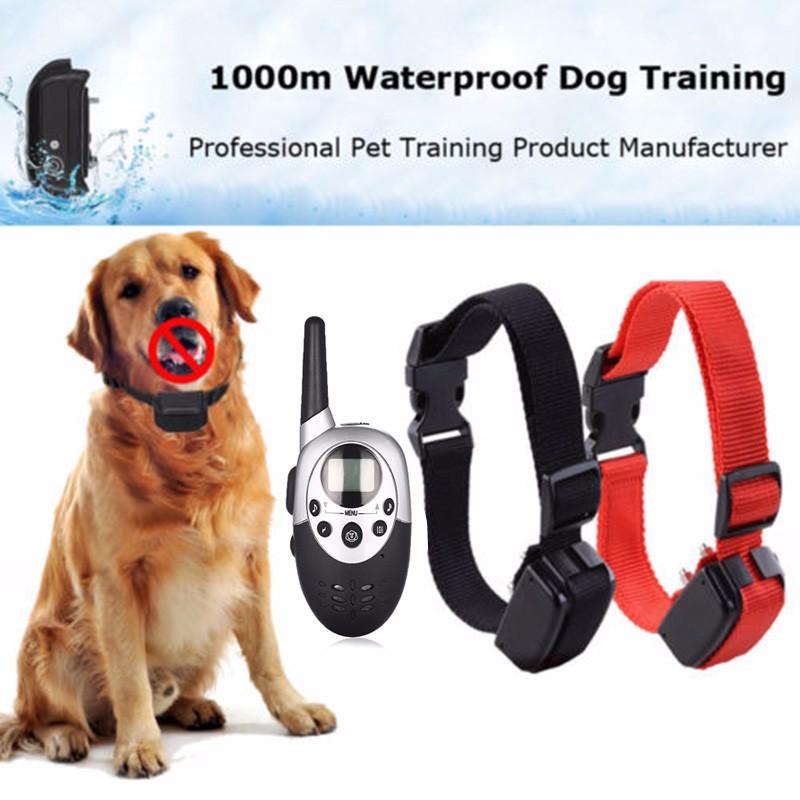 Electronic Dog Training Collars Instructions
