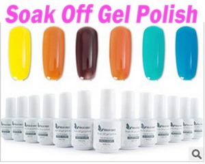 Soak Off Gel Polish