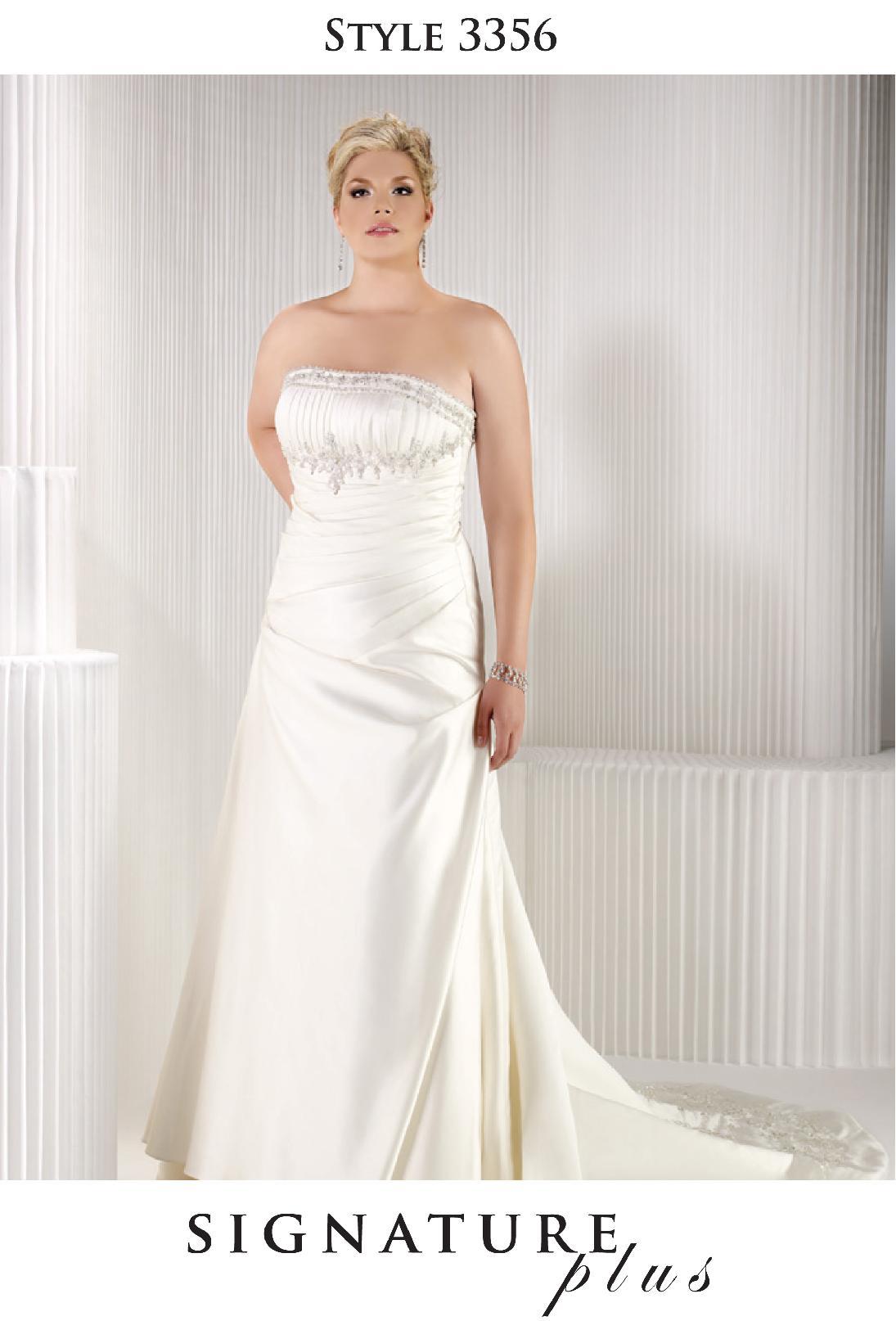 2 piece plus size bridesmaid clothes