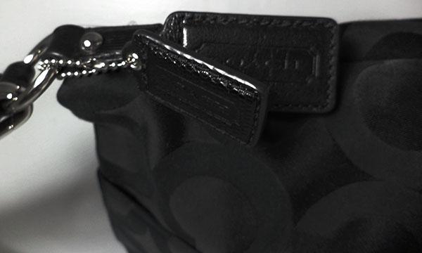 coach black purse outlet  coach madison black