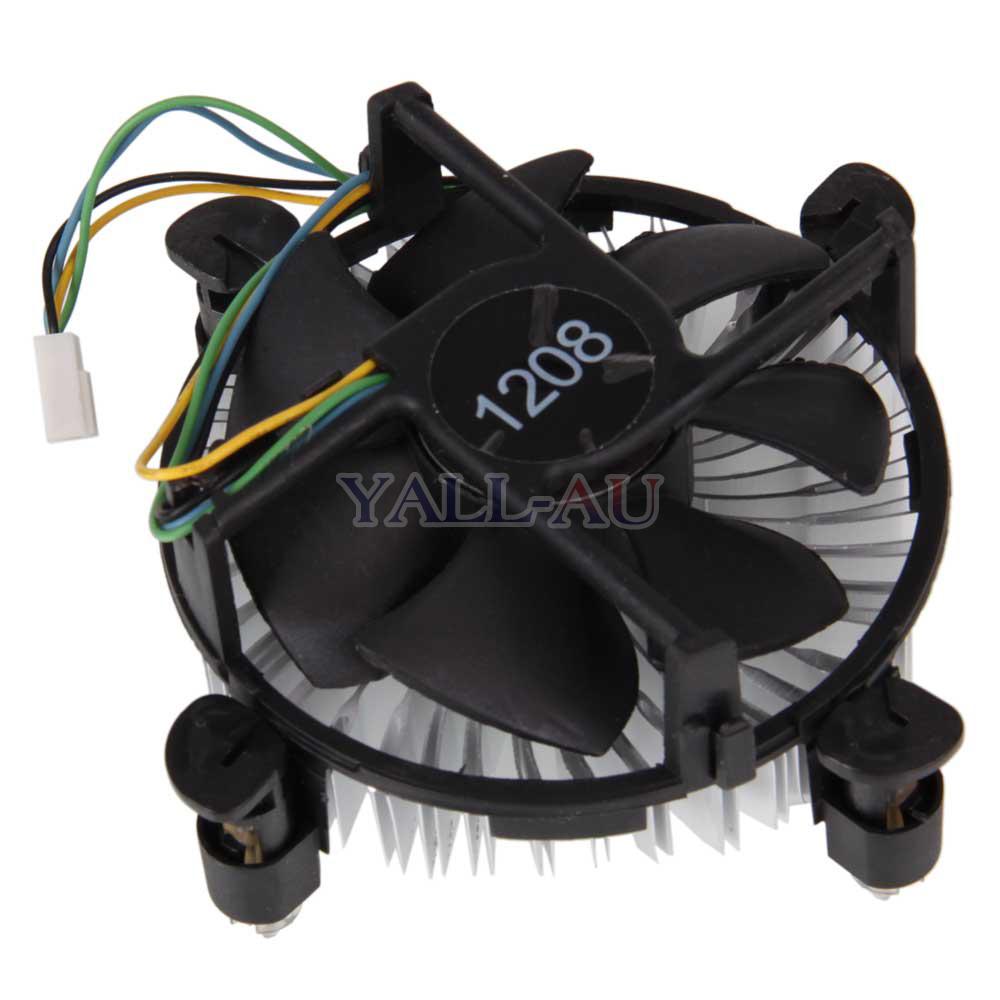 CPU-12-VDC-4Pin-Mainboard-Heatsink-Fan-Cooler-for-Intel-Core2-LGA-775-To-3-8G