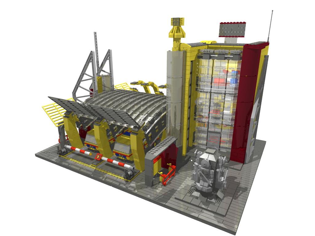 lego city fire station 60004 instructions