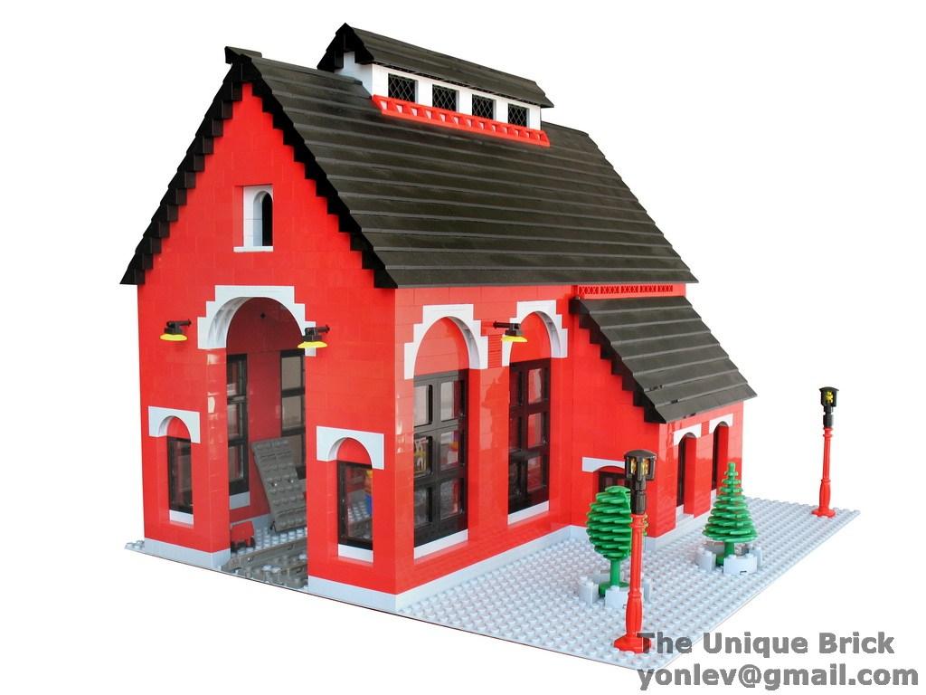 lego eigenbau eisenbahn modellsammlung pdf bauanleitungen 10182 10190 10197 ebay. Black Bedroom Furniture Sets. Home Design Ideas