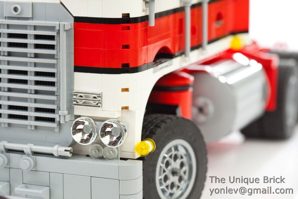 custom lego technic instructions