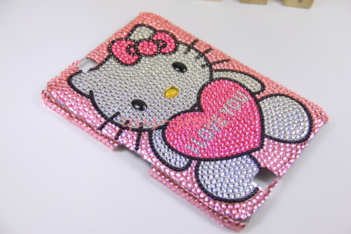 kindle fire hd case hello kitty
