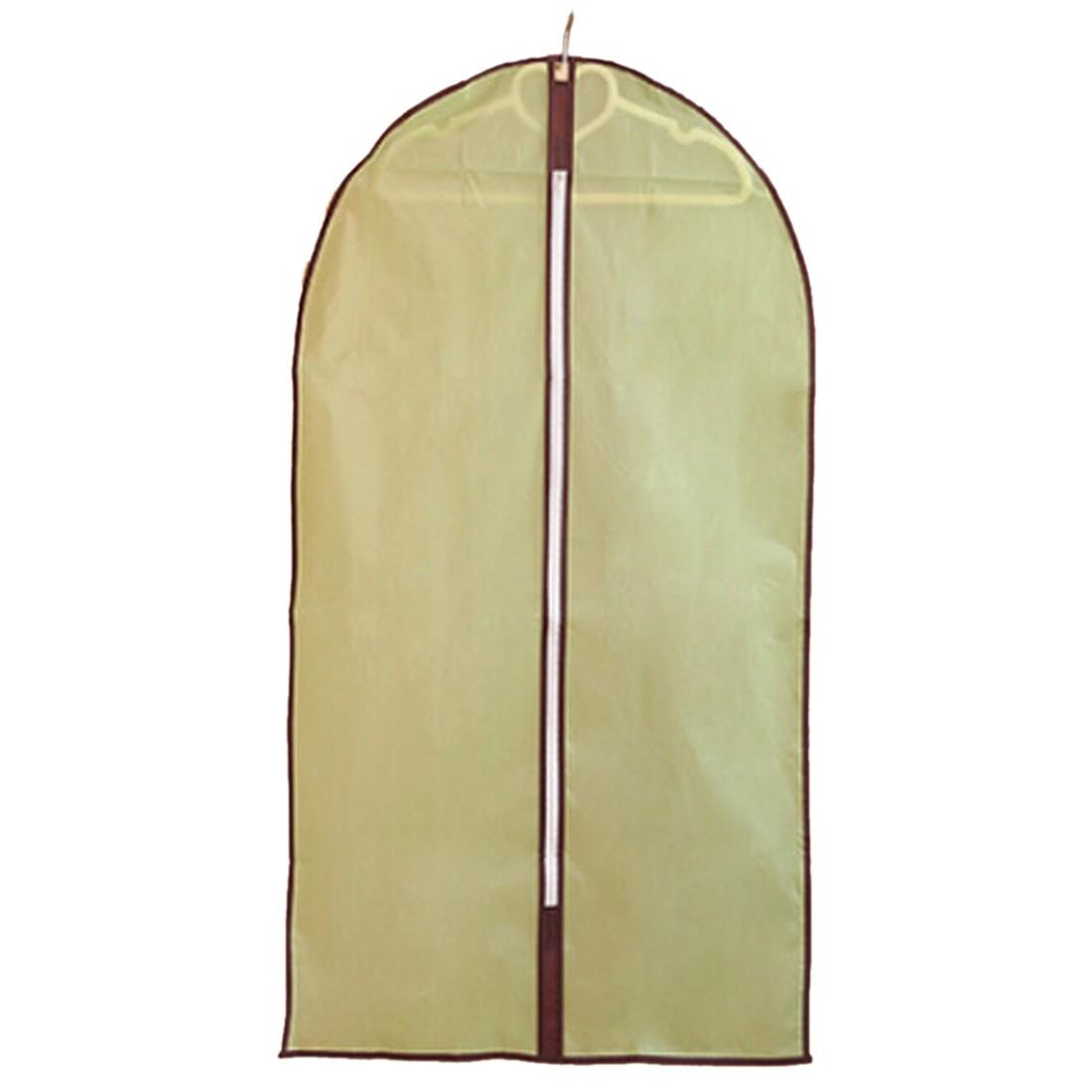 garment cover storage hanging bag dustproof breathable dress suit coat clothes ebay. Black Bedroom Furniture Sets. Home Design Ideas