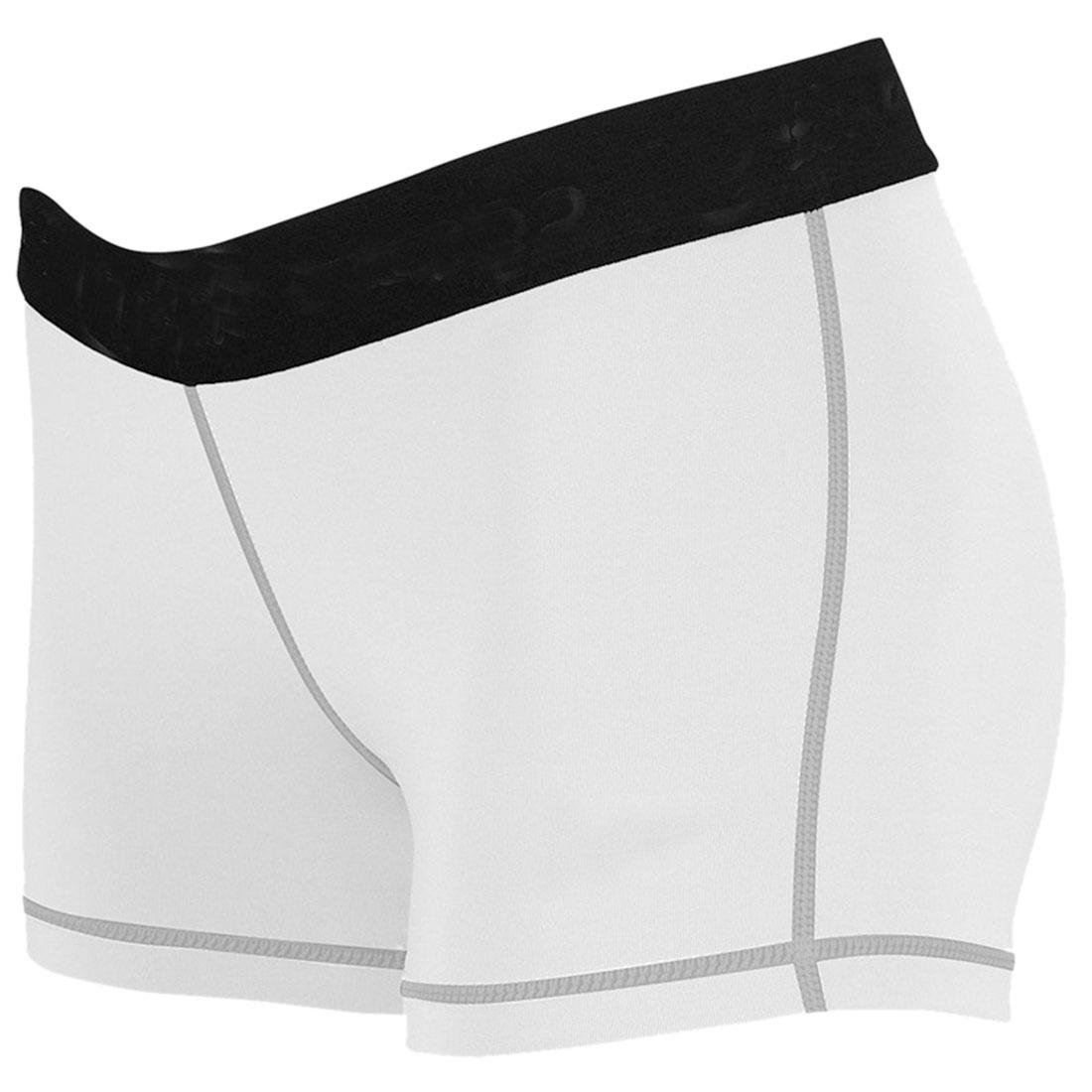 Mens Compression Fitness Short Pants Leggings Gym shorts sports Base Under Layer