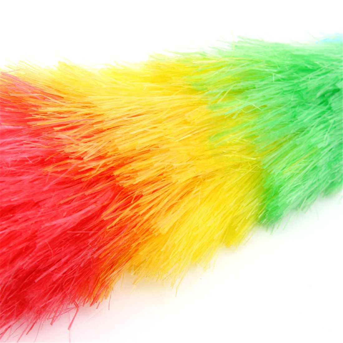 rainbow plastic long handle duster car window household tools cleaning dust auctions buy and. Black Bedroom Furniture Sets. Home Design Ideas