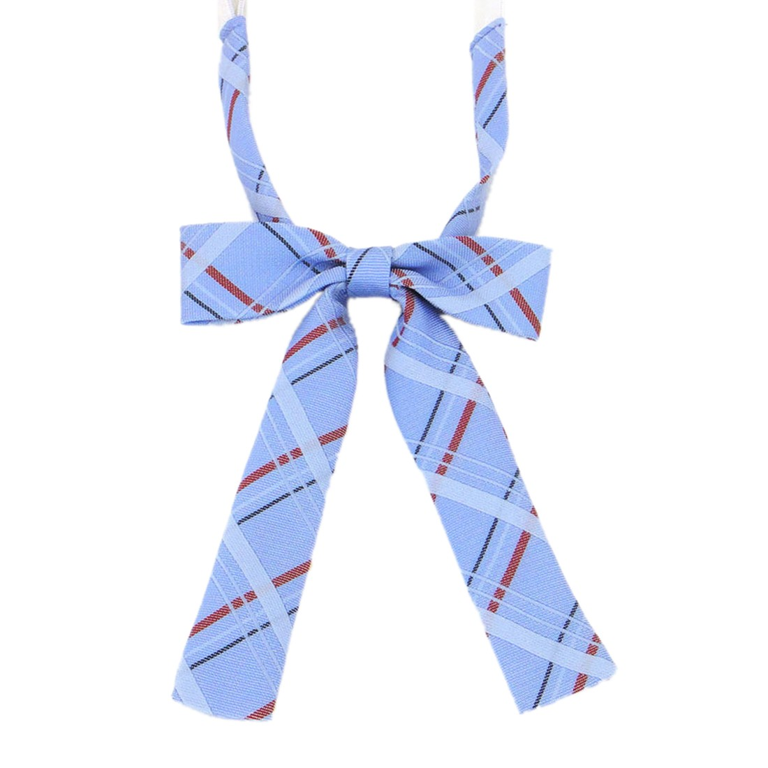 Japanese Student School JK Unifrom Jacquard Bowknot Bow Tie Cosplay Necktie New