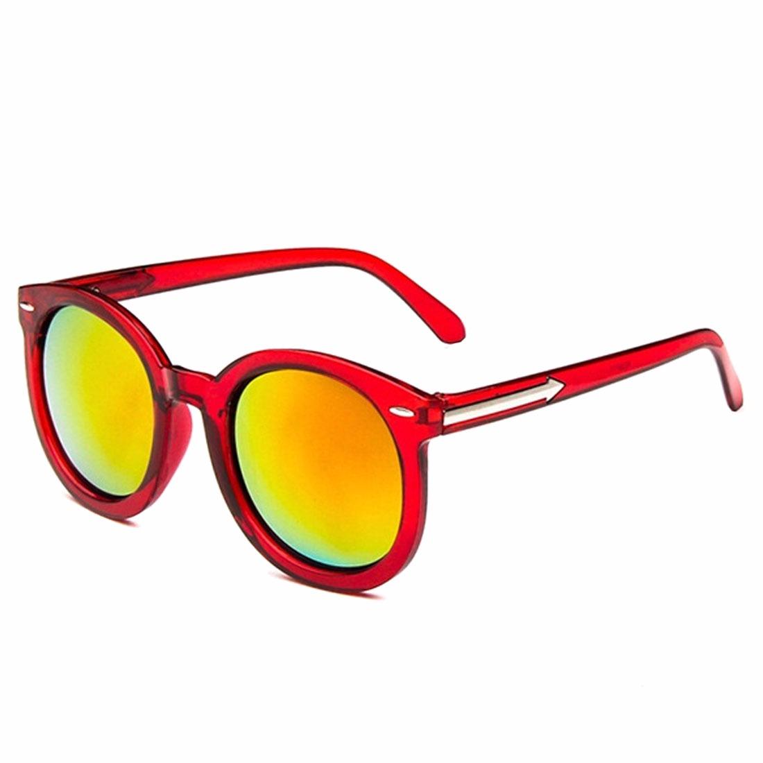 Large womens fashion oversized round circle sunglasses ebay - Vintage Round Circle Celebrity Style Classical Uv400