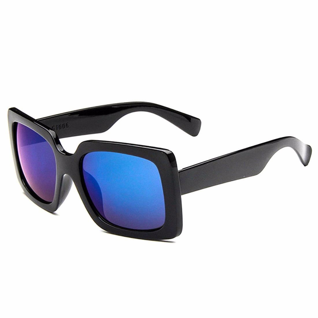 Square Brown Frame Glasses Amazoncom
