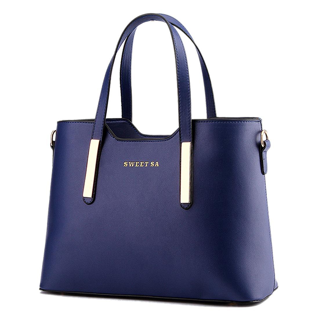 Korea Women Handbag Messenger Shoulder Crossbody Tote Exquisite Faux leather Bag