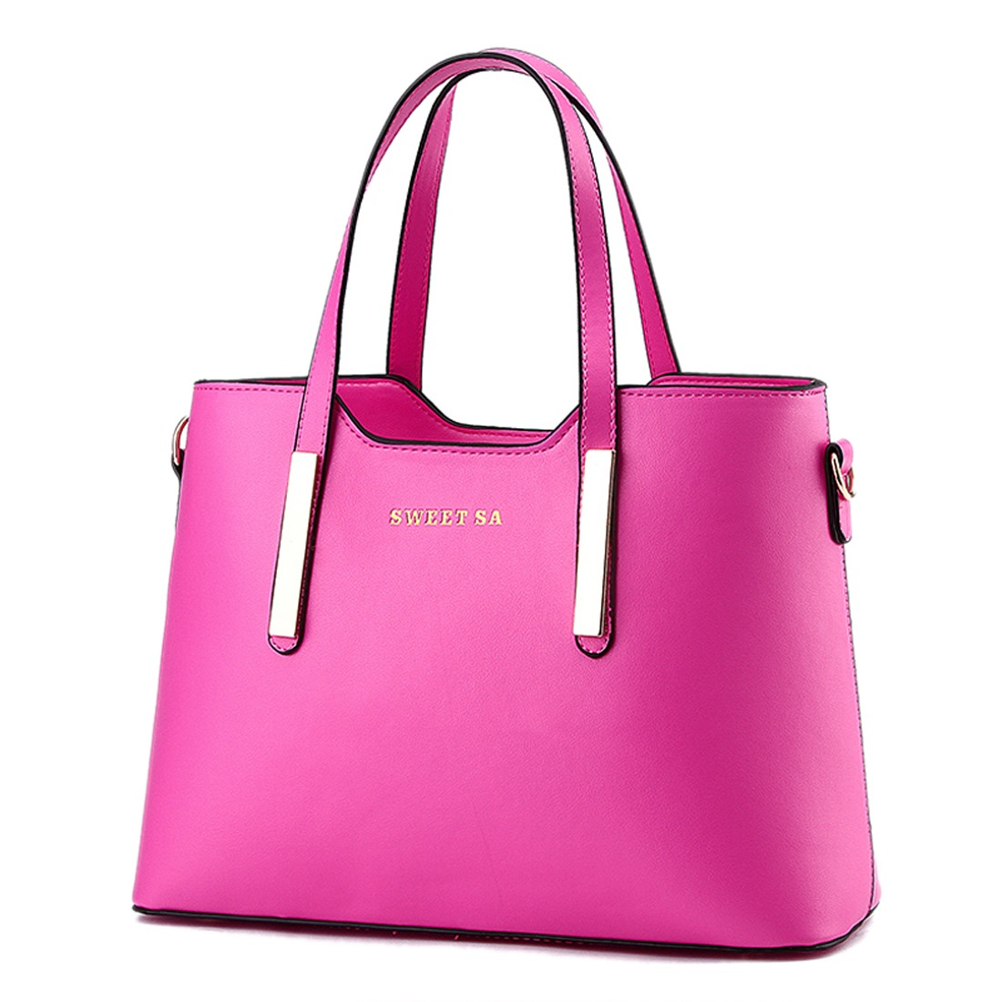 Cool Latest Stylish Women Bags Rose Red