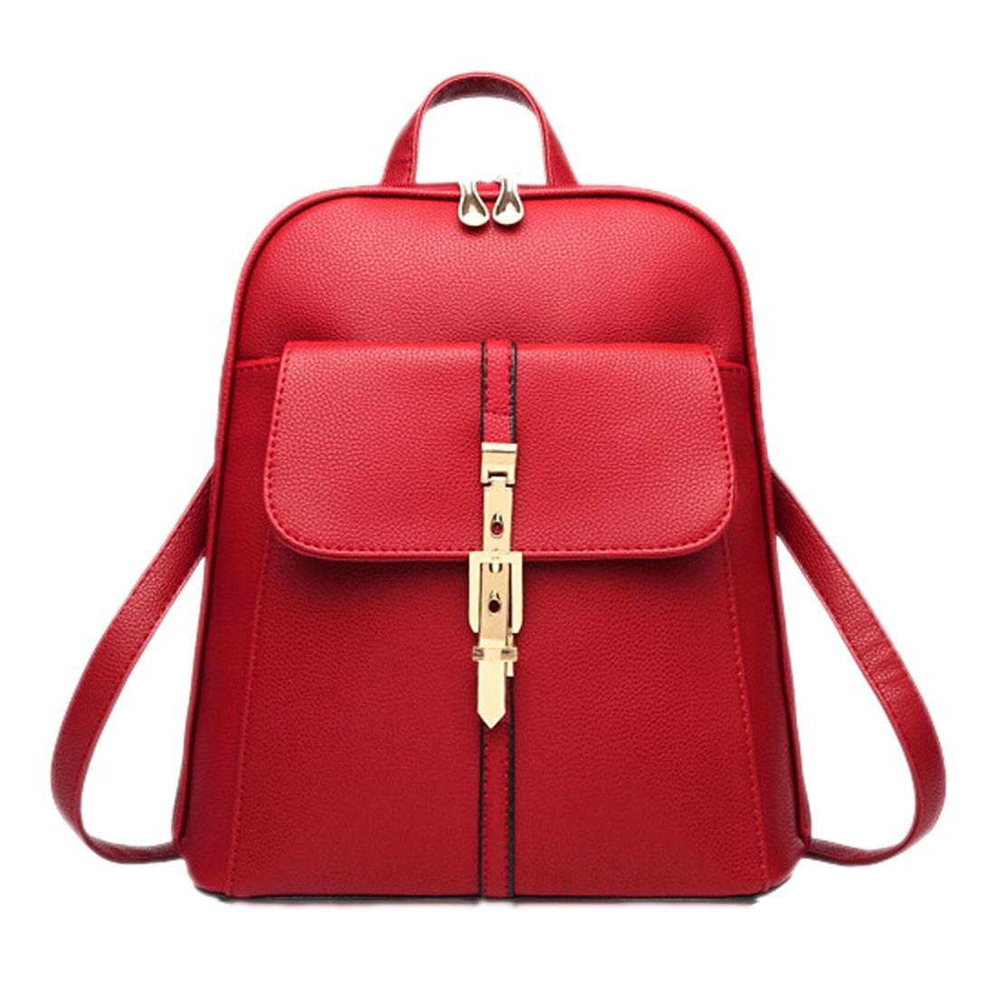Girl School Bag Satchel Bookbag Women Fashion Double Shoulder Casual Backpack