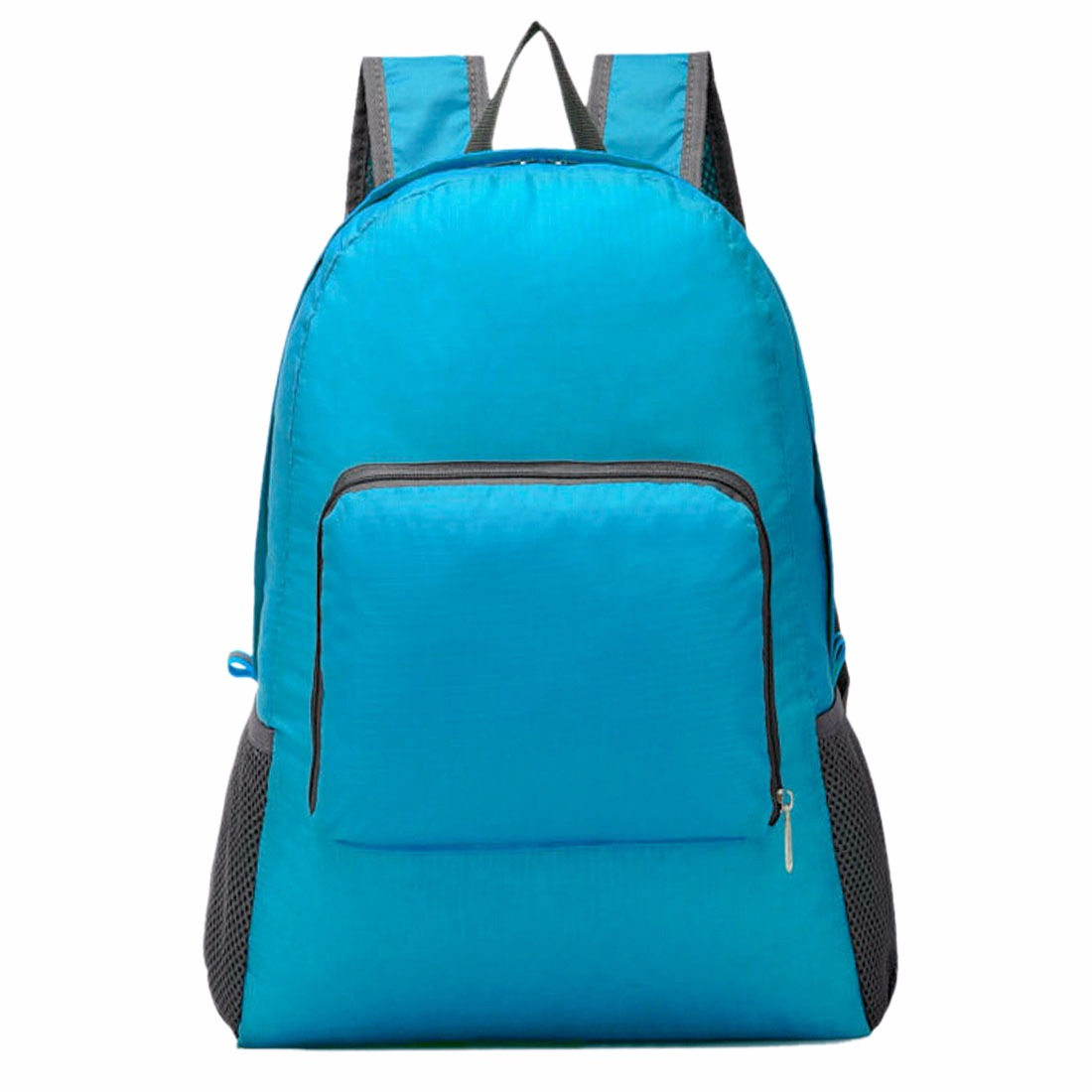 New Women Men Waterproof Nylon bag Foldable travel climbing shoulder backpack