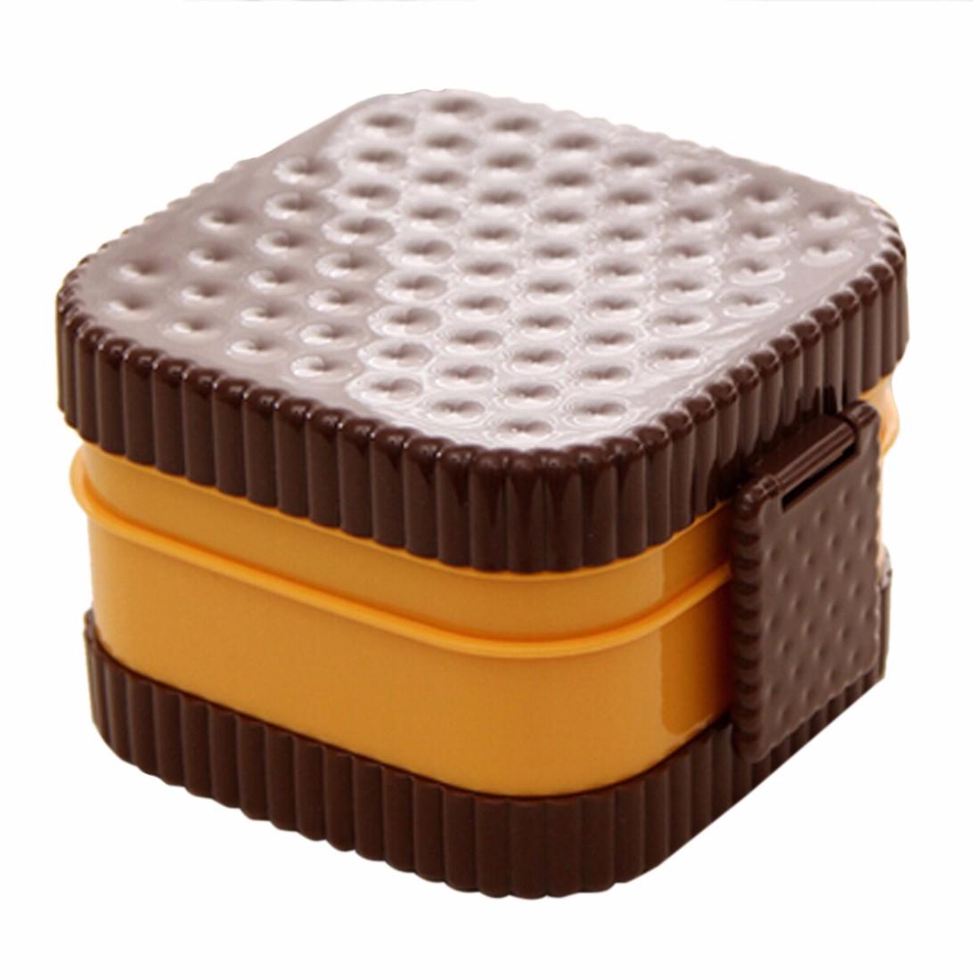 New Portable Lunch Box Children Storage Lunch Box Bag Kid Cute Bento Lunch Box