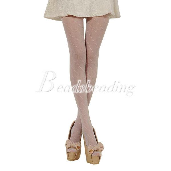 Sexy-Fashion-Women-Lady-Girl-Pretty-Pattern-Jacquard-Pantyhose-Tights-Stockings