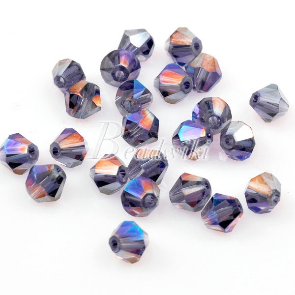 Loose-Faceted-Cut-Crystal-Glass-Spacer-Beads-Jewelry-Finding-Wholesale-Lots-CR12