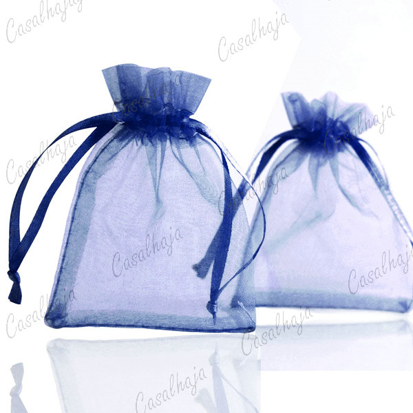 20/40/60/100pcs 70x90mm Organza Wedding Jewellery Gift Bags Pouches Wholesale