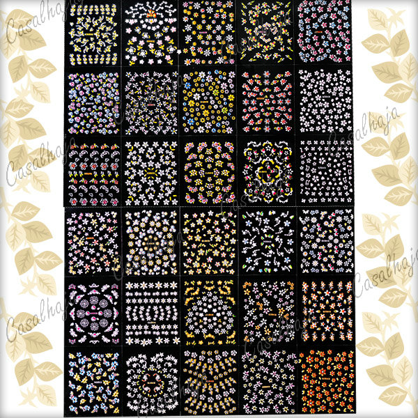 30Pcs-New-3D-Design-Nail-Art-Stickers-Tip-Decal-Manicure-DIY-Decorations