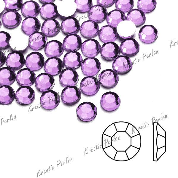 1000Stk-Acryl-Strasssteine-zum-Aufbugeln-20-Farben-SS4-SS6-SS8-SS12-Auswahl