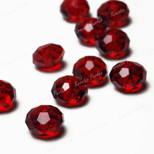72-Kristall-CRYSTAL-rot-Glasperlen-Perlen-Beads-CR0017