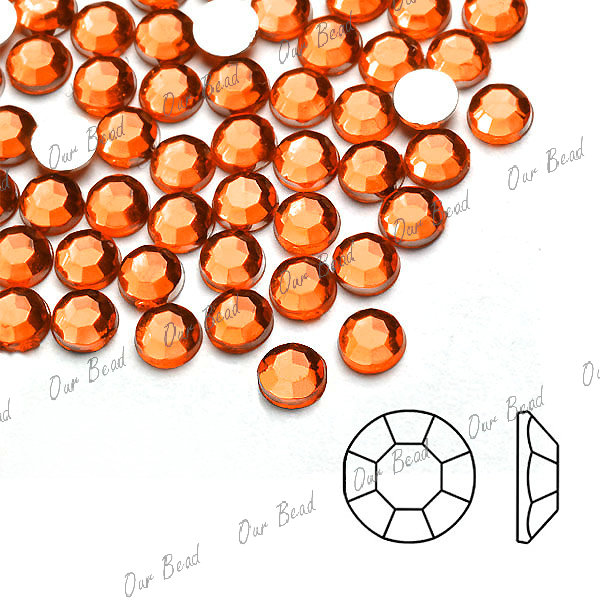 About-1000x-Crystal-Flatback-Acrylic-Rhinestone-Gem-Bead-1-5-2-2-5-3mm-20-Colour