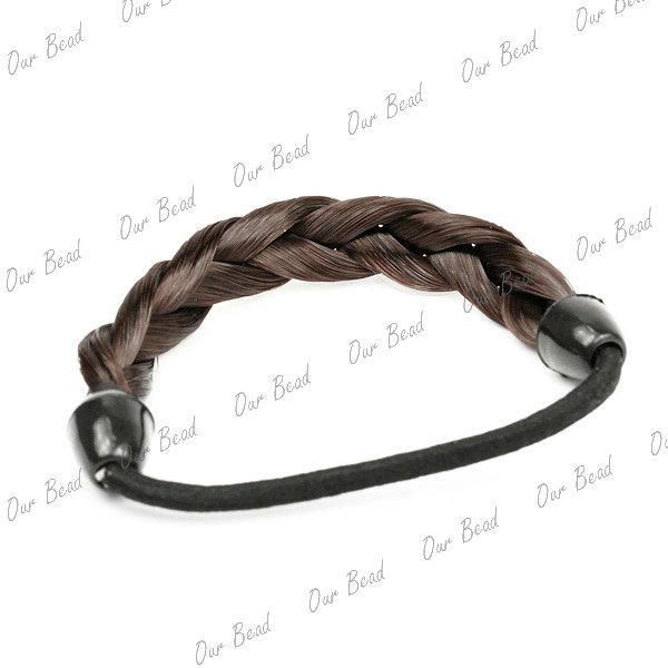 Black-Brown-Blond-Women-hair-Rope-Hair-Accessories-for-women