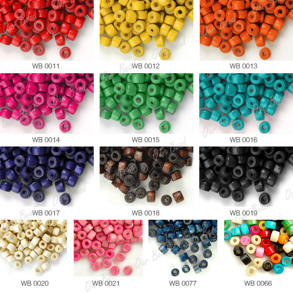 Wholesale-1200pcs-wooden-beads-3x4mm-donut-choose-from-12-colours-free-ship