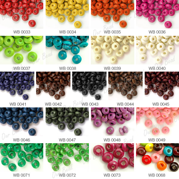 Wholesale-810pcs-wooden-beads-3x6mm-rondelle-choose-from-20-colours-free-ship