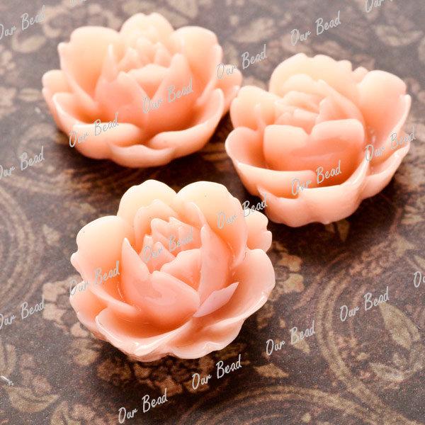 Wholesale Flower Cabochon Lots Choose 21x19mm Adorn V-RB0746 Free Ship Wholesale