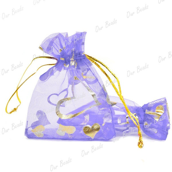 20-Purple-Rectangle-Organza-Hearts-Love-Fashion-Pouches-Gift-Bags-70x90-BB0003-3