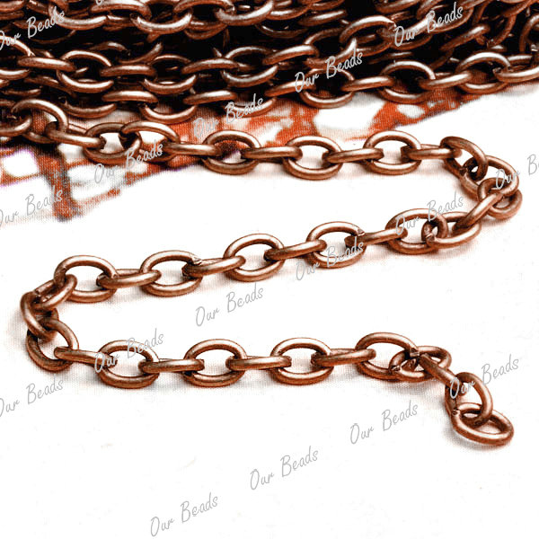 4M-Wholesale-Iron-Cable-Antique-Copper-Unfinished-Link-Chains-0-9x3x5mm-CH0113-3