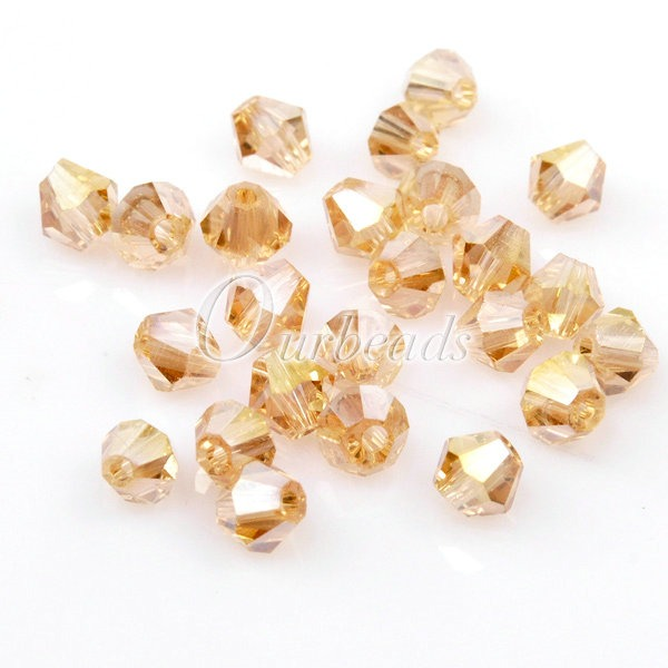 120-Cut-Swarovski-Crystal-Bicone-Beads-AB-Effect-CR0213
