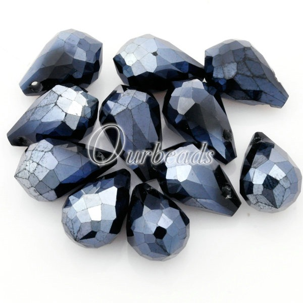 50-Pcs-Swarovski-Crystal-Teardrop-Drop-Pandents-CR0252