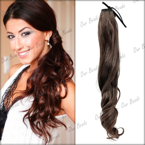 Long-Lady-Girl-Straight-Curly-Wavy-Ponytail-Pony-Wigs-Hair-Hairpiece-Extension