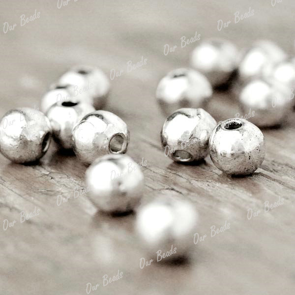 500pcs-Tibetan-Silver-Tibet-Style-Round-Spacers-Bead-Findings-TS1695