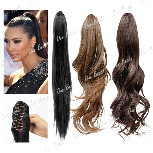 Ponytail Hair Extension Canada 43